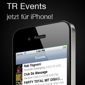 TR Events for iPhone